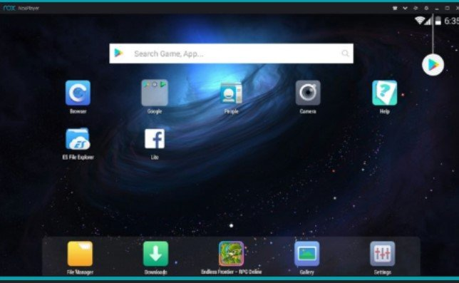go to play store and search Yammer App for Mac