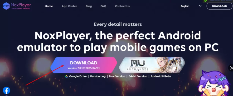 how to download and install Uworld for Mac on nox player