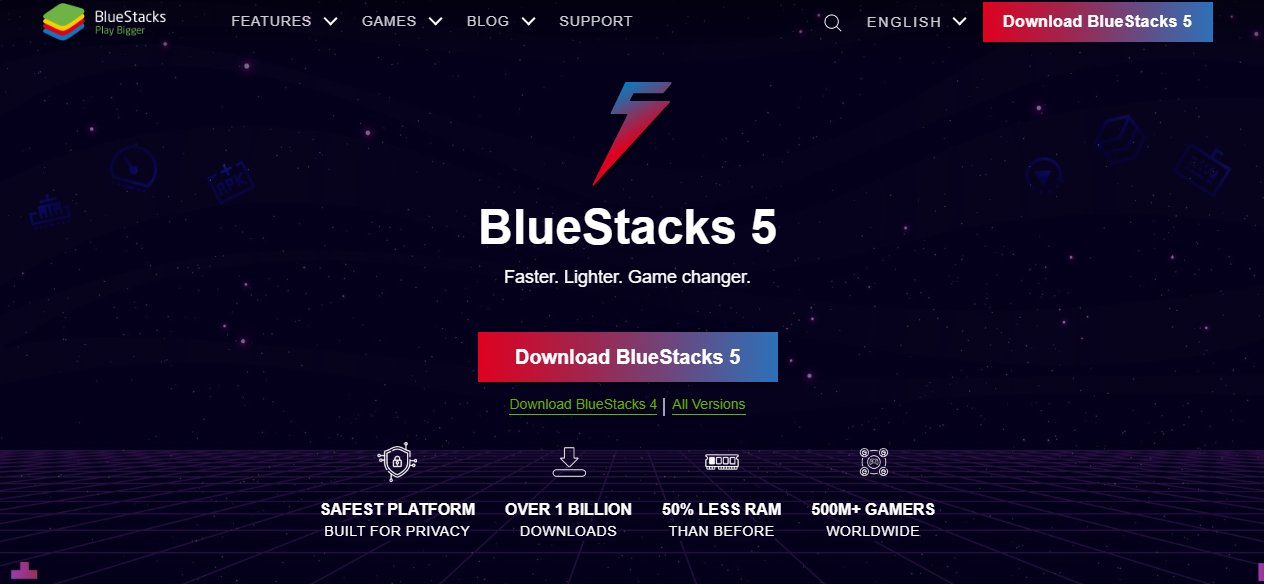 how to download and install bluestack for mac