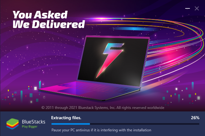 install bluestack to download Nike Fuelband App for Mac