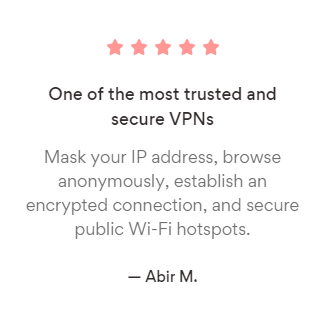 What Do Users Think About HotSpot Shield