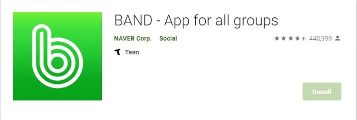 how to download and install Band for Mac