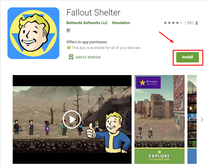 how to download and install Fallout for Mac Download