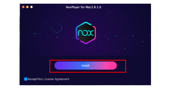 install nox for Houseparty for Mac