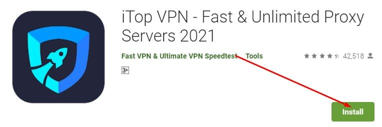 How To Download & Install the iTop VPN for Mac